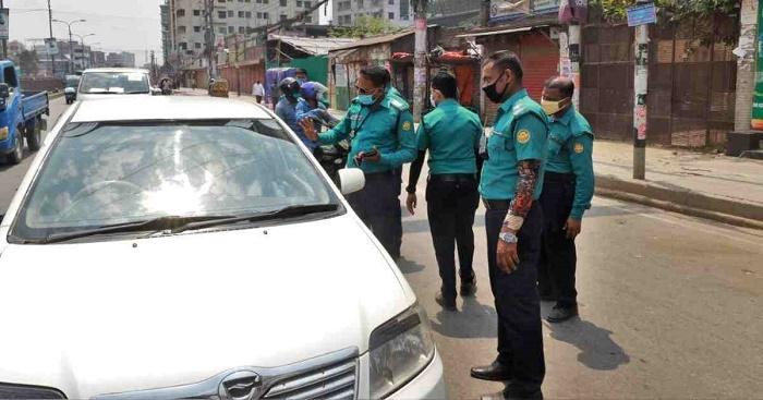 Coronavirus: Over 3,000 policemen infected across Bangladesh