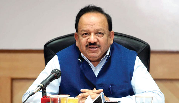Harsh Vardhan takes charge as WHO Executive Board chair