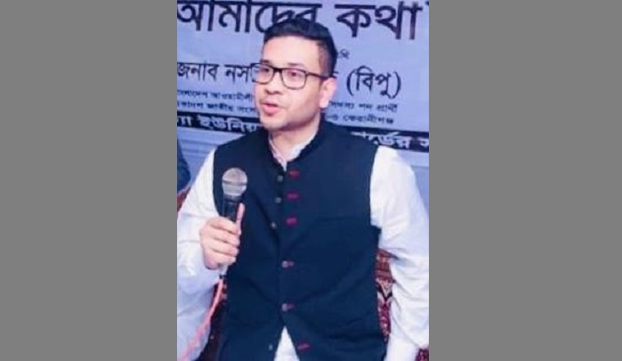Hamid Foundation provides PPE and food aid in Keraniganj