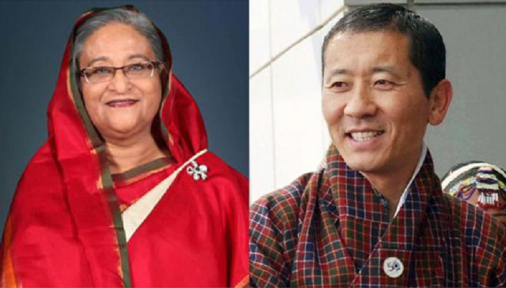 Bhutanese PM phones Sheikh Hasina, extends Eid greetings