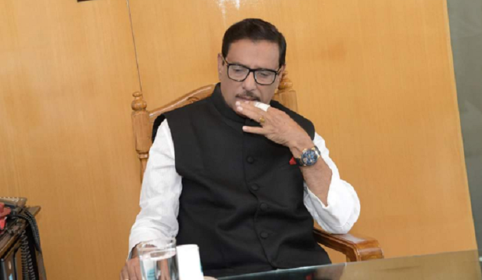 Quader urges all to follow health rules during Eid