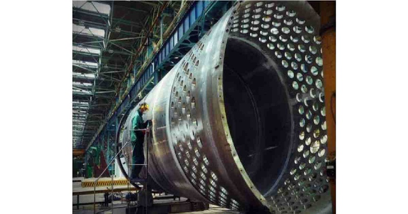 Manufacture of Core Barrel for RPV in Rooppur NPP complete