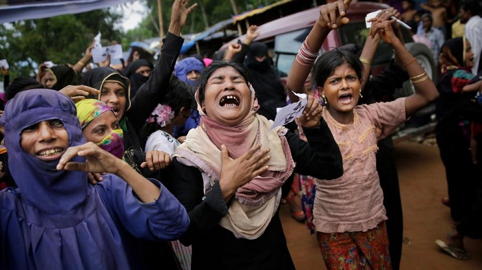 Rohingyas still suffering persecution in Myanmar