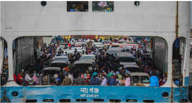 Allowing private vehicles for Eid journey is suicidal: Jatri Kalyan Samity
