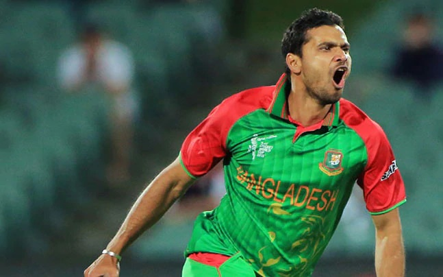 Mashrafe reveals how he was left out of World Cup 2011