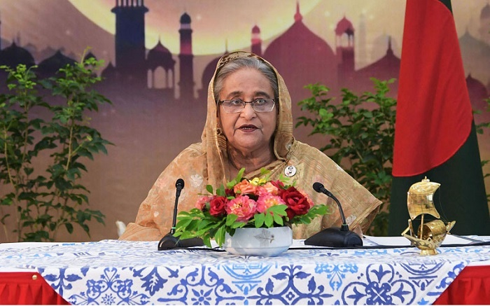 'Together, we can overcome any problem': PM