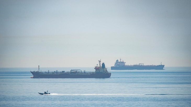 Iranian fuel shipment reaches Venezuelan waters