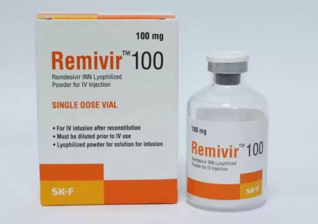 Eskayef Pharma gets approval for marketing of Remdesvir