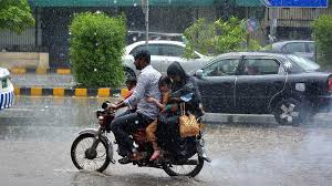 Met office forecasts rain in parts of country