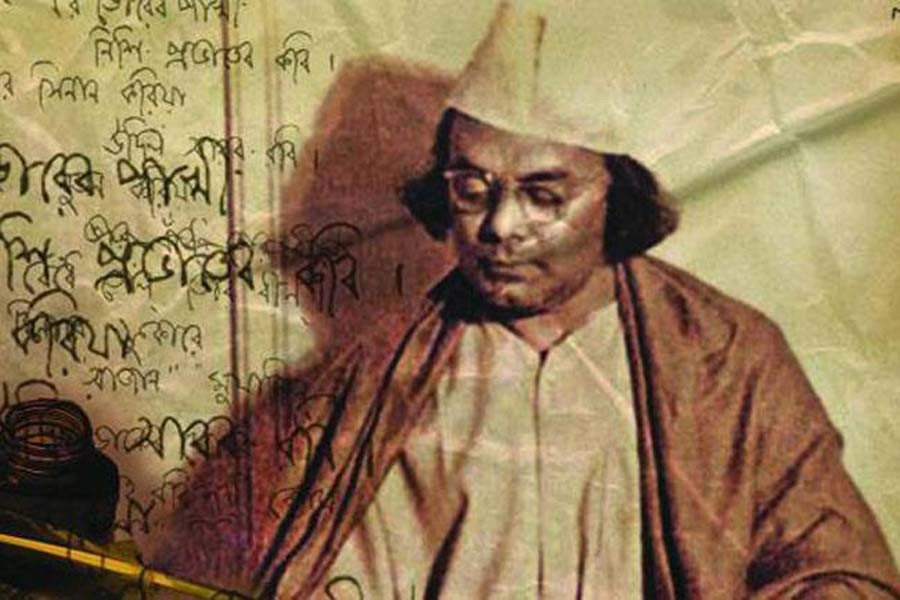 Kazi Nazrul's 121st birth anniversary today