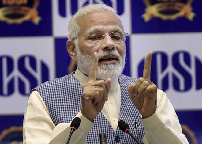 Modi greets people on Eid-ul-Fitr