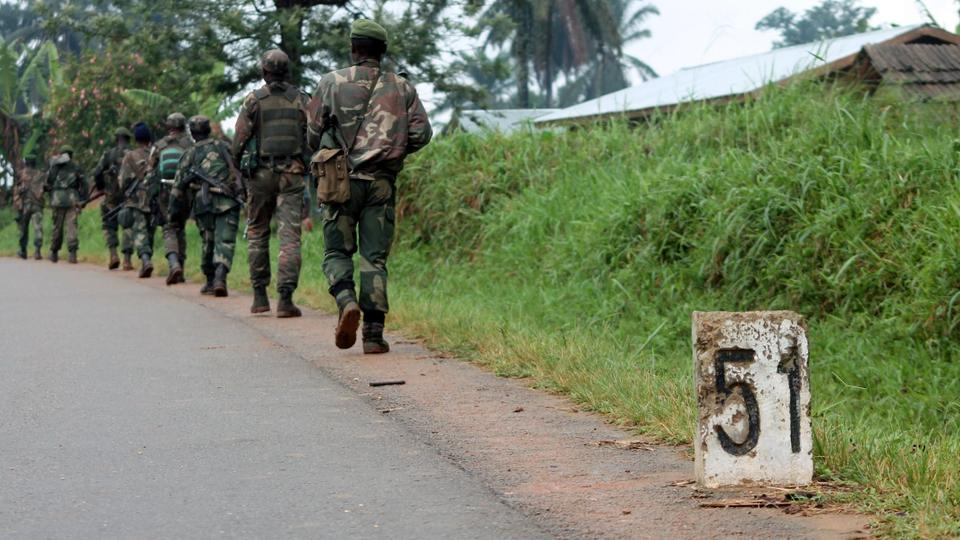 Nine killed in eastern DR Congo attack