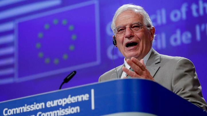 EU needs 'more robust' China strategy: diplo chief