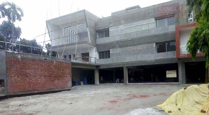 Ershad's Pallinibash in Rangpur under lockdown