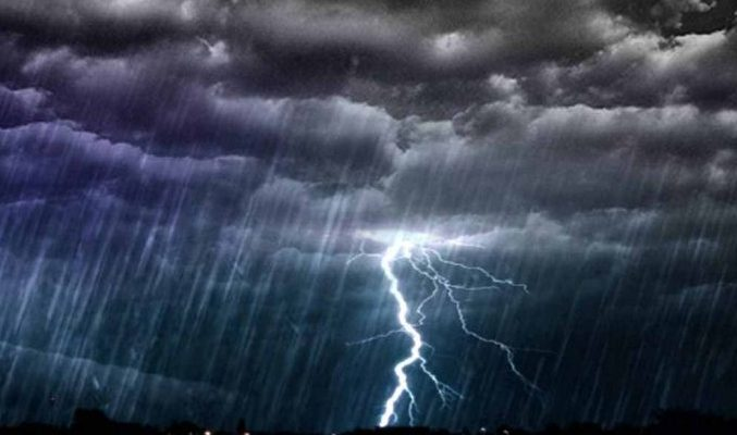 Rain, thundershowers likely