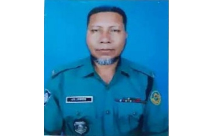 Dead CMP constable Nekbar was infected with COVID-19