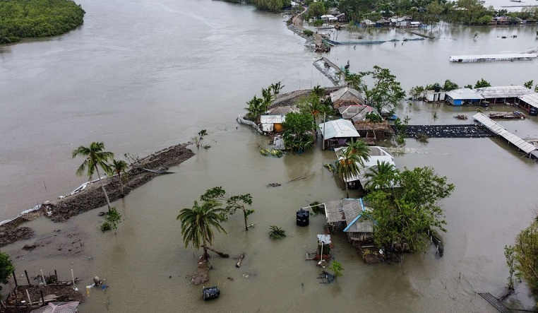 Cyclone Amphan shows cost of delaying $38 billion Bangladesh delta plan