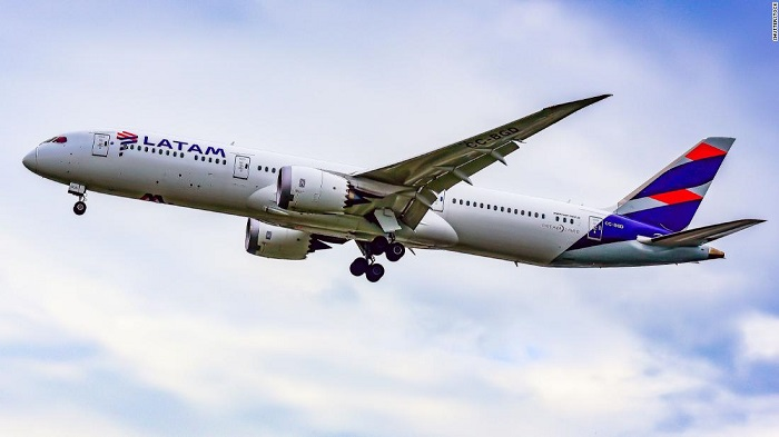 Latin America's largest airline, LATAM, files for bankruptcy