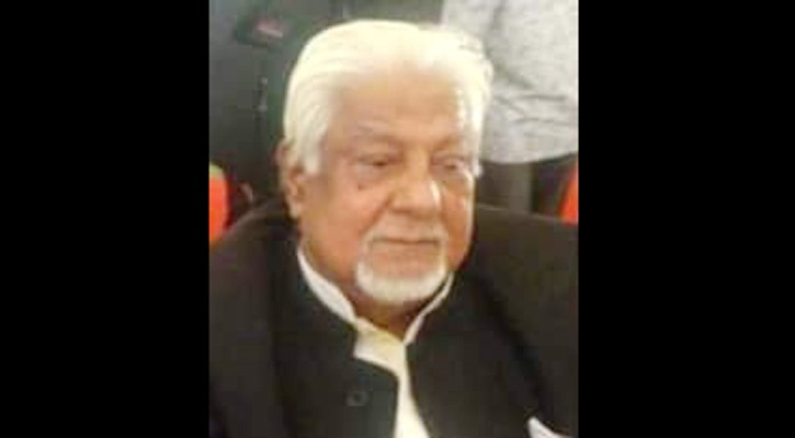 Former State Minister Nurul Islam Monzoor passes away