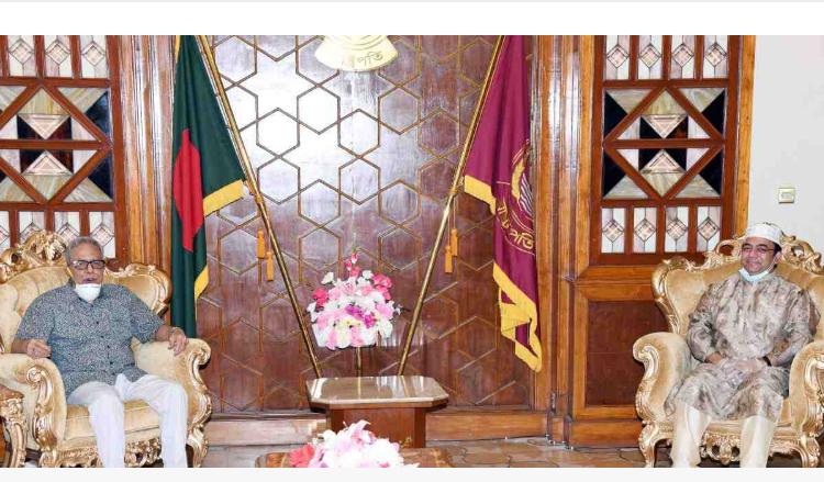 Cabinet sec, three chiefs, IGP meet President