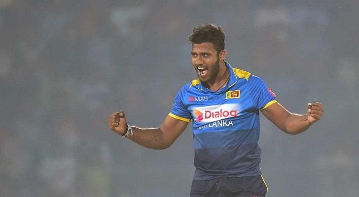 Sri Lanka suspends player after heroin arrest