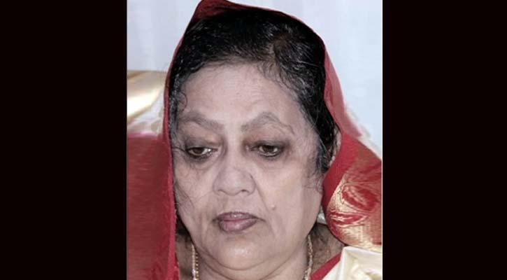 Deputy Speaker Fazle Rabbi's wife Anwara Begum dies