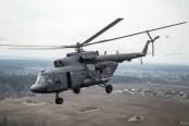 Four dead as Russian helicopter crashes at airport
