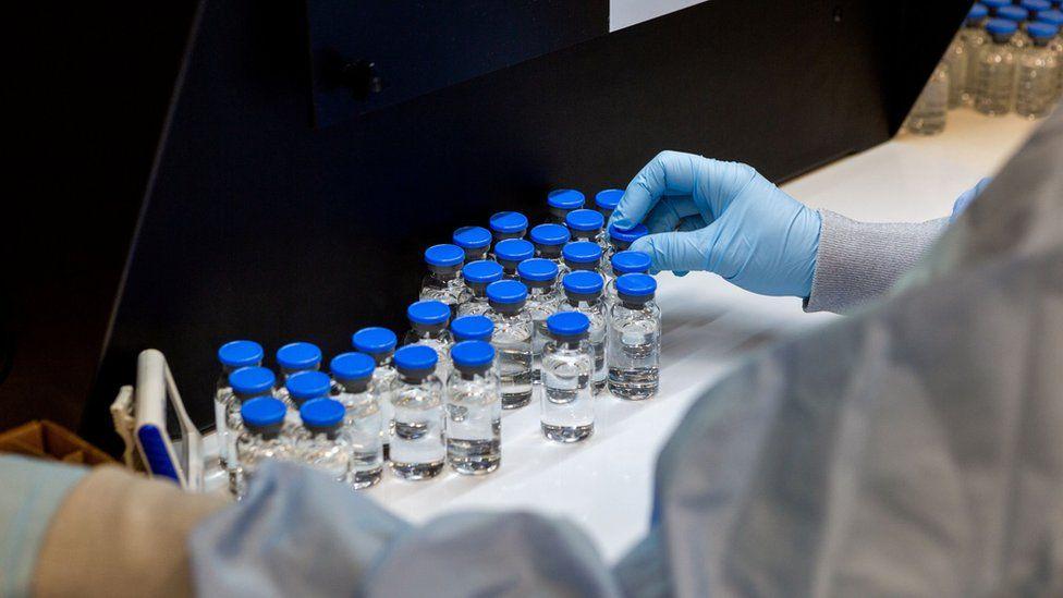 Coronavirus: UK authorises anti-viral drug remdesivir