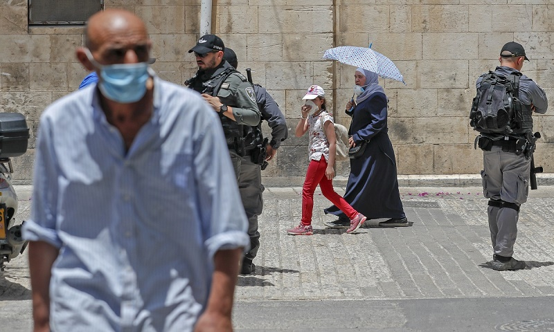 Israel reports 23 fresh COVID-19 cases, no new death reported
