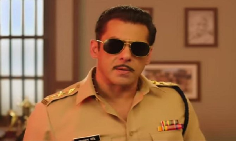 Now Salman Khan's 'Dabangg' in animated series