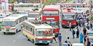 Public transport to be allowed on a limited scale from May 31