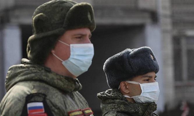 Russian army deploys field hospitals in virus-hit Dagestan
