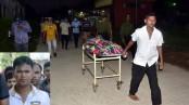 Jubo League leader hacked dead in Bogura
