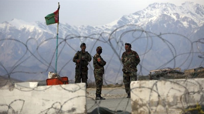 Afghan forces killed in first 'Taliban attack' since ceasefire end