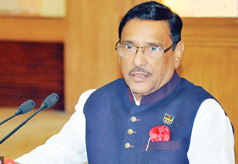 Quader urges all to strictly follow govt instructions over COVID-19