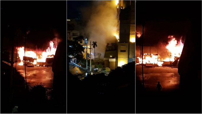 United Hospital fire: 4-member probe body formed