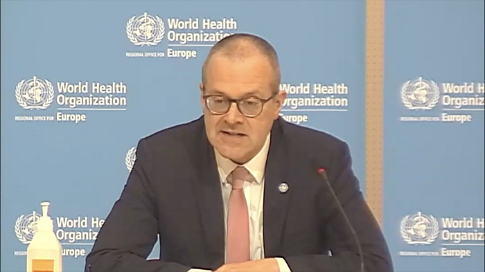 WHO warns not to cut health spending during downturn