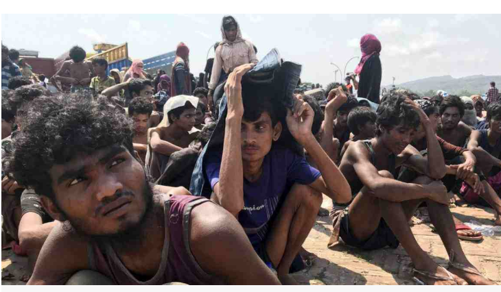 Rohingyas stranded at sea: IOM calls for rescue, safe disembarkation