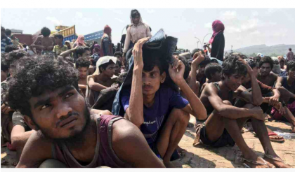 Rohingyas-stranded-at-sea:-IOM-calls-for-rescue-safe-disembarkation