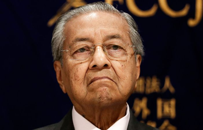 Ex-Malaysia PM Mahathir Mohamad expelled from own political party