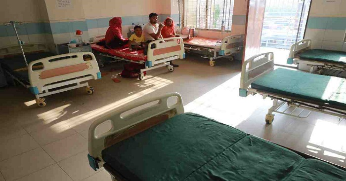 Octogenarian man dies with fever, cold in Chandpur