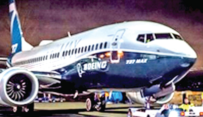'Production of embattled 737 MAX has resumed'