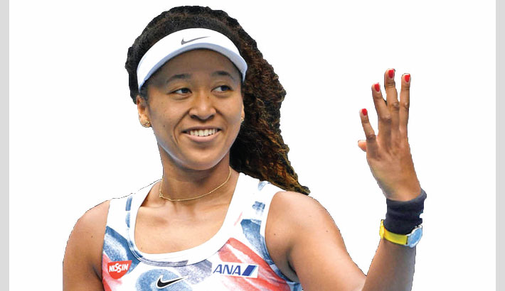 Osaka tops Serena on Forbes' list