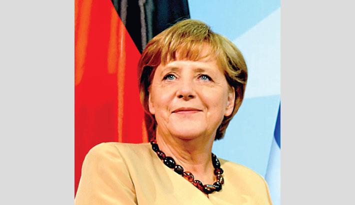 EU must play global role in corona crisis, says Merkel