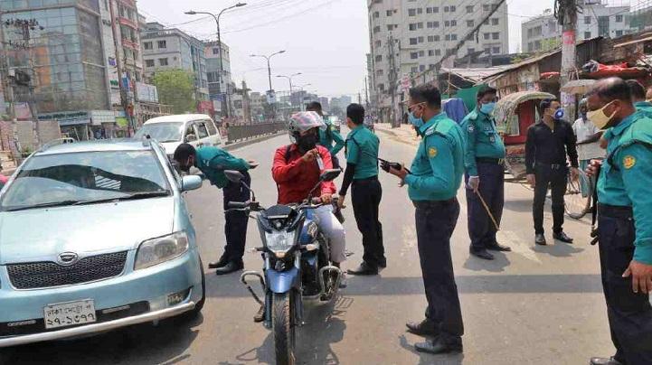 Coronavirus: Over 4,500 policemen infected in Bangladesh