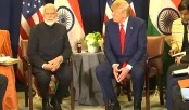 Indian authorities counter Trump's claim of chatting with Modi