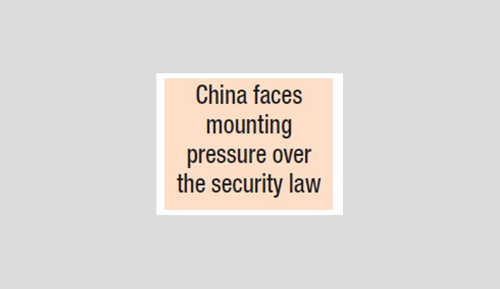 China approves plan to impose HK security law