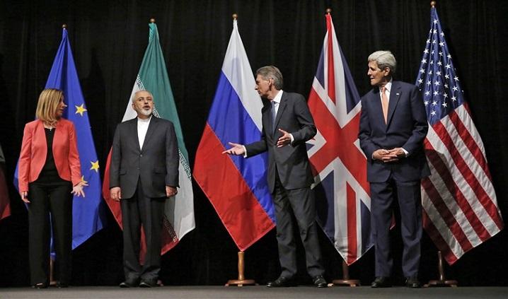 UK, France, Germany 'regret' latest US move on Iran