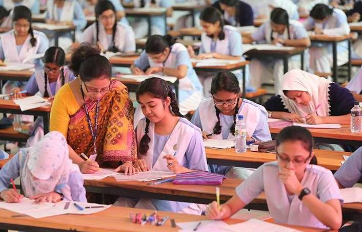 SSC and equivalent exam results today