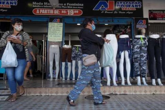 Brazil overtakes France in coronavirus deaths